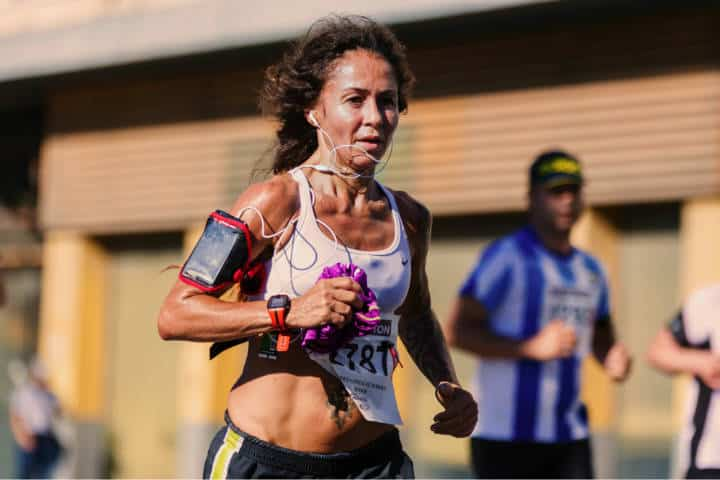 Maratón. Foto: Quino Al