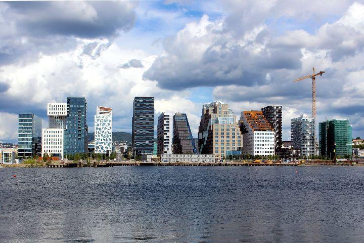 Para tu próximo verano vista Oslo. Foto Pixabay