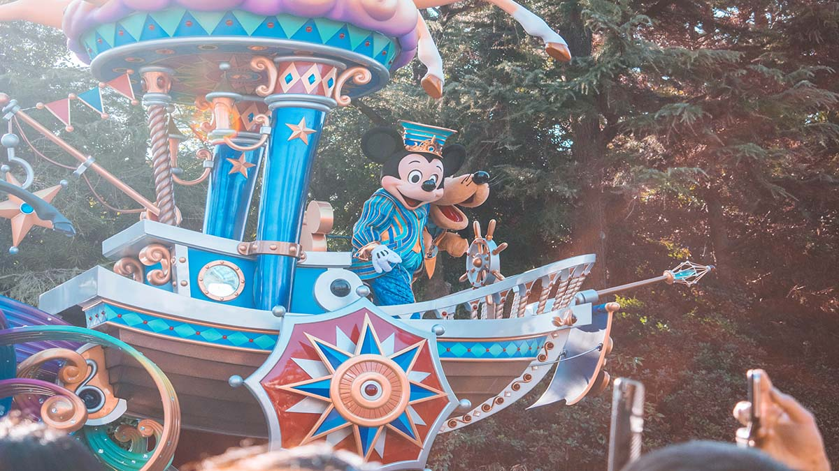 Portada Disney. Foto. Romea. A