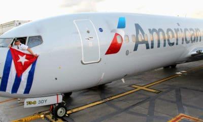 Portada.Vuelos comerciales entre USA y Cuba.Foto.REPORTUR