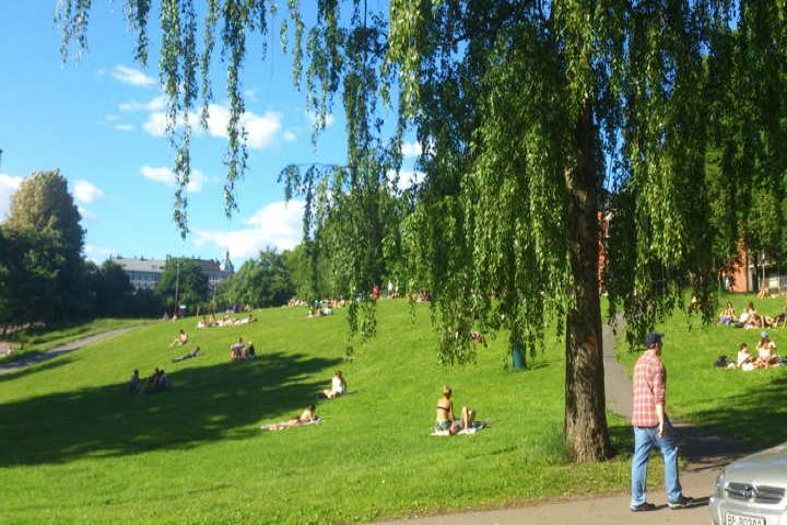 Qué hacer en Oslo durante el verano. Foto Archivo.