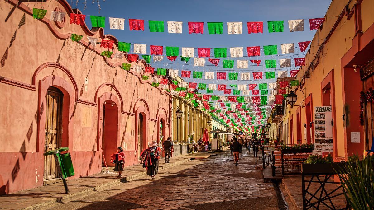 San Cristóbal de las Casas. Foto Thomas Vessely