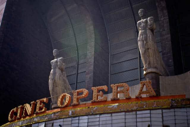 Serapio Rendon cine opera foto Czucito