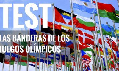 TEST banderas Juegos Olimpicos