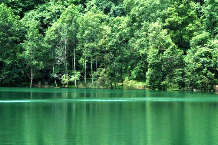 Te encantaran las vistas del lago. Foto Programa Destinos México.