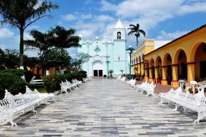 Tlacotalpan, Veracruz. Foto Granturismomexico.
