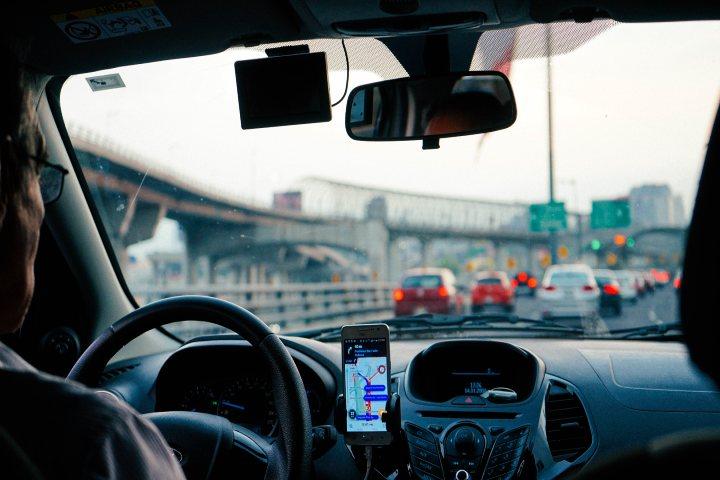 Uber sin conductor. Foto_ Unsplash
