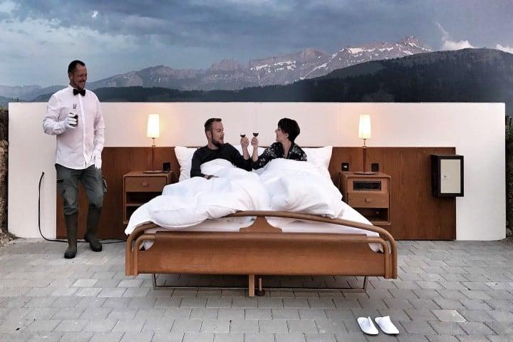 Un lugar para parejas. Foto: conocedores.com
