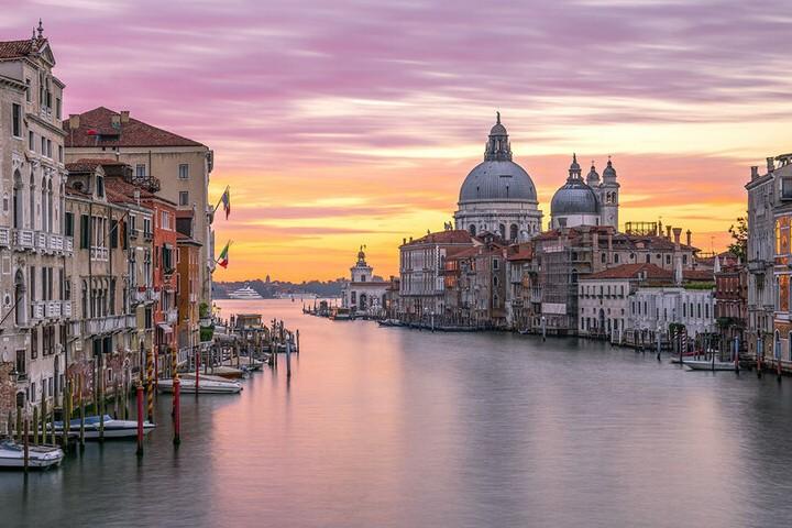 Venecia. Foto por HOLA!