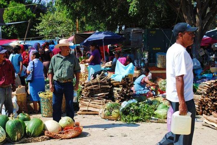 Mercado ambulante. Foto: Wikimedia Foundation