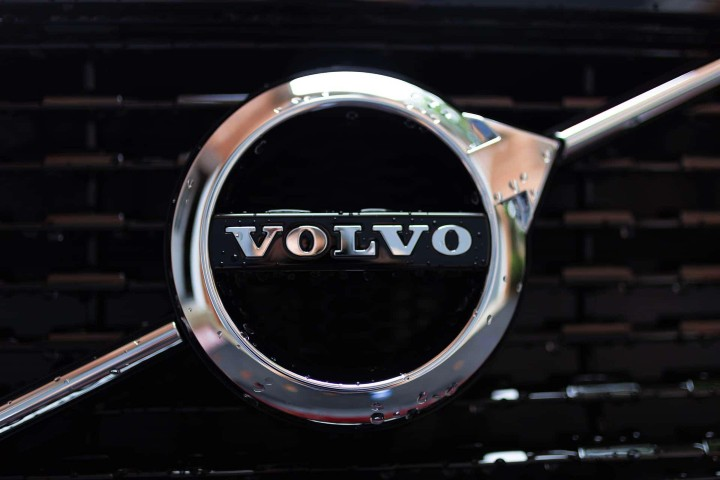 Volvo XC90. Foto Adam Cai.