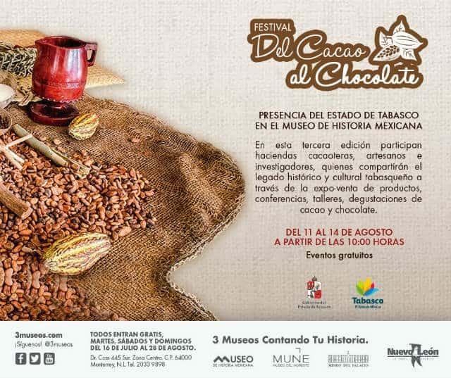 festival del cacao mty