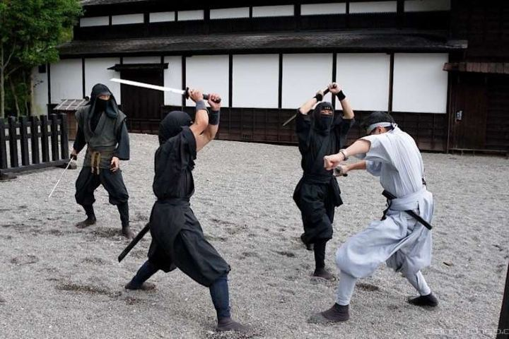 Escuela ninja en Japón, abre las puertas a todo turista