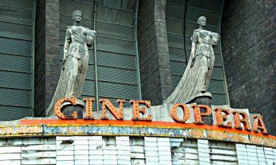 Calle Serapio Rendon Cine Opera foto: Matthew Rutledge