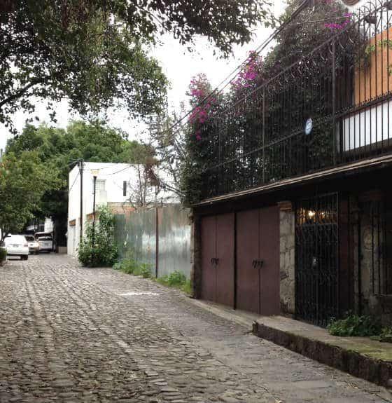 Conoce la hermosa Calle río Magdalena en la CDMX | El Souvenir