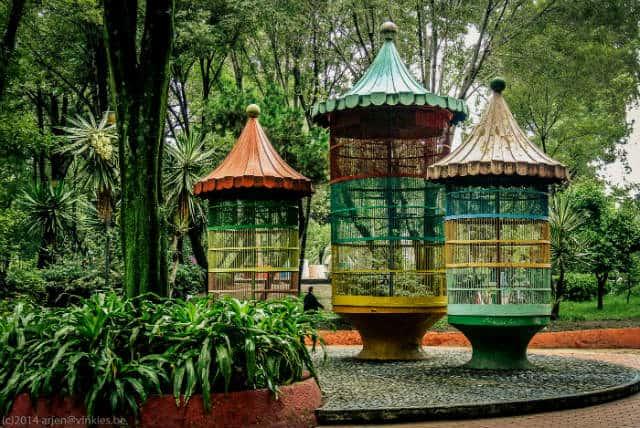 serapio rendon jardin del arte