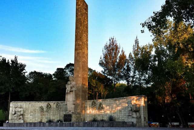 serapio rendon monumento a la madre foto Sergio Davila