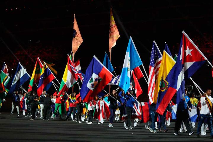 test juegos olimpicos