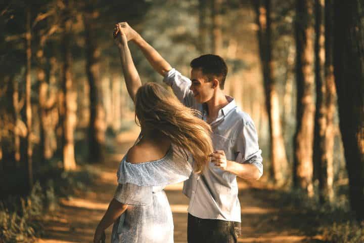 Baile y diversión. Foto: Scott Broome