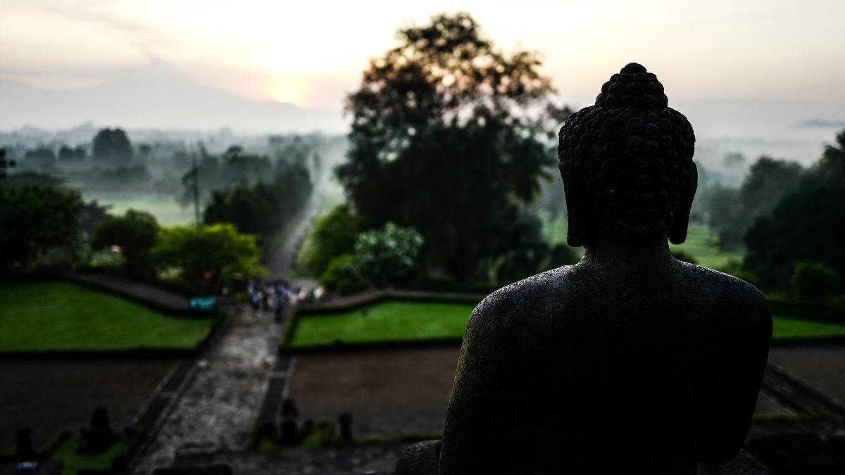 Borobudur Indonesia Portada