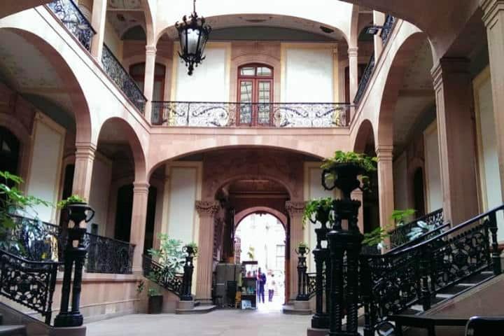 Cada espacio del Museo Nacional de la Máscara te hará querer visitarlos. Foto SIC-Secretaría de Cultura.