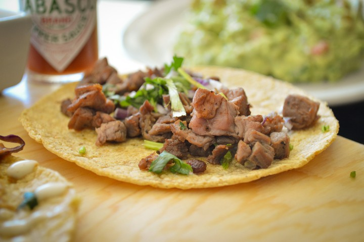 Comida mexicana  15 de septiembre_. Foto Angel Paz
