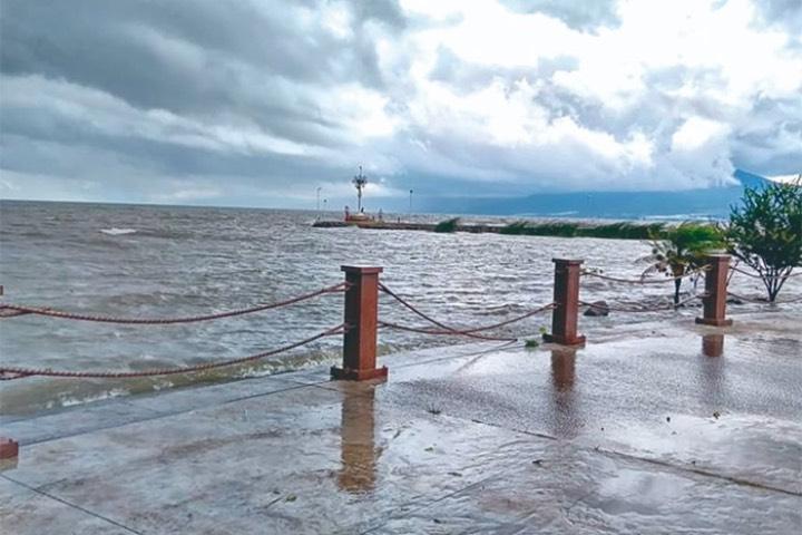 Lago de Chapala. Foto: La Voz de Michoacán