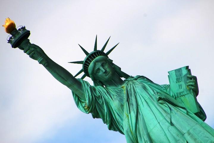 Las fotos más divertidas de la Estatua de la Libertad en Instagram. Foto Pixabay