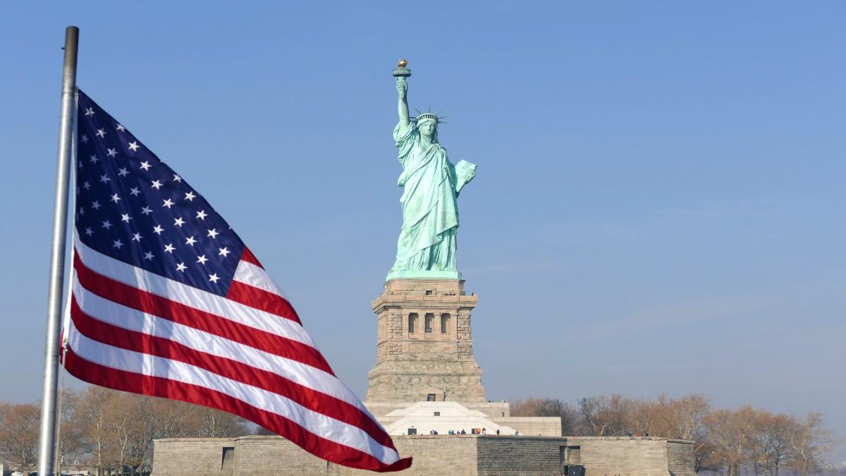 Las fotos más divertidas de la Estatua de la Libertad en Instagram. Foto Pxhere