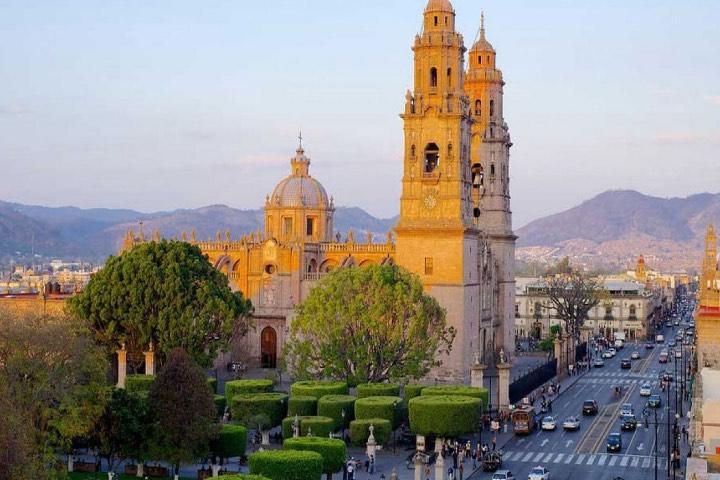 Michoacán. Foto: Turismo en México