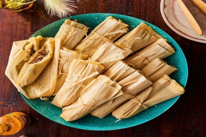 Muestra gastronómica en fonda mexicana. Foto The Kitchn.
