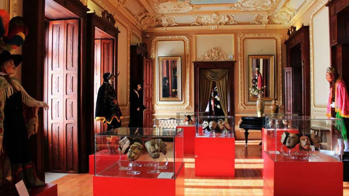 Museo Nacional de la Máscara en San Luis Potosí Foto El Sol de San Luis