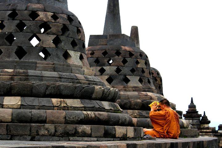 Qué hacer en Borobudur Indonesia. Foto Agus Santoso