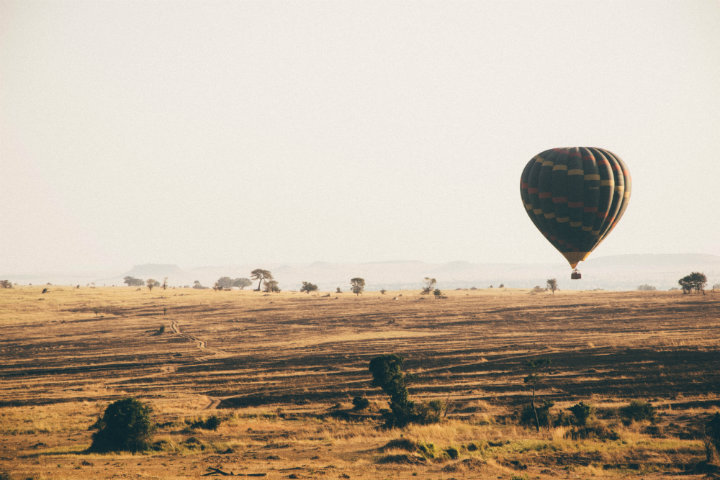 Un paraíso en Tanzania Foto Ryan Al Bishri