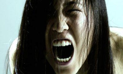 china gritando aeropuerto shangai