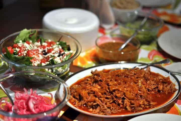 terminos gastronomia mexicana Foto Nooch