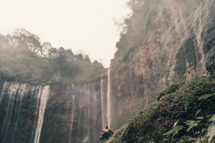 Cascadas en Indonesia. Foto: Ardito Ryan Harrisna