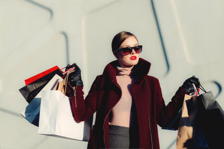 Compras y estilo. Foto: Freestocksorg