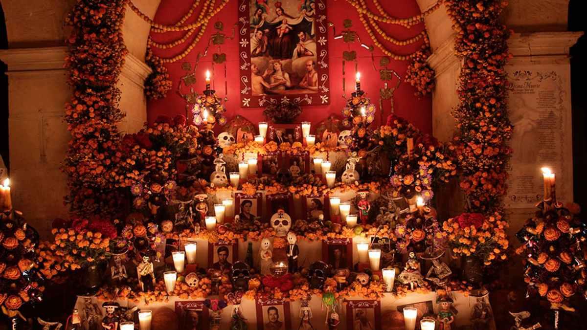Día de muertos- Festival de Tradiciones de Vida y Muerte