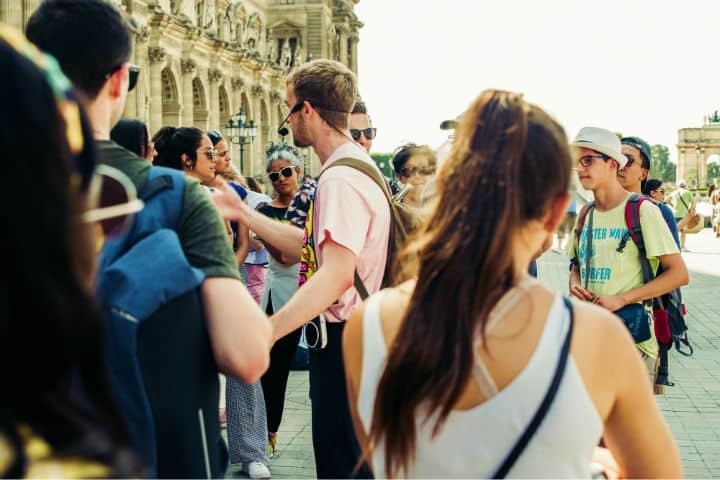 El grupo durante la excursión por Chihuahua, Sinaloa y La Paz se mantendrá unido y bien guiado Foto Bernie Almanzar