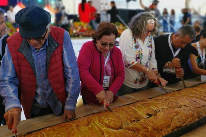 El paste más grande del mundo Foto Nueva Era Hidalgo