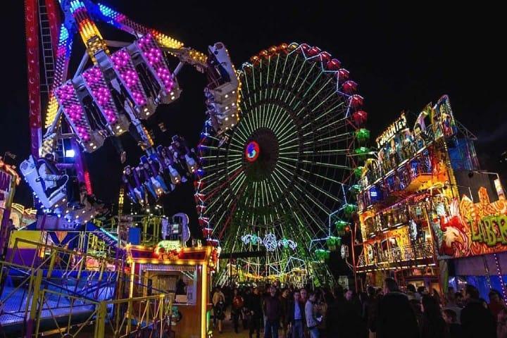 Feria San Francisco Hidalgo Foto Creterio Hidalgo