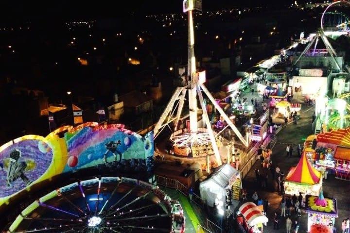 Feria San Francisco Hidalgo Foto La silla rota Hidalgo
