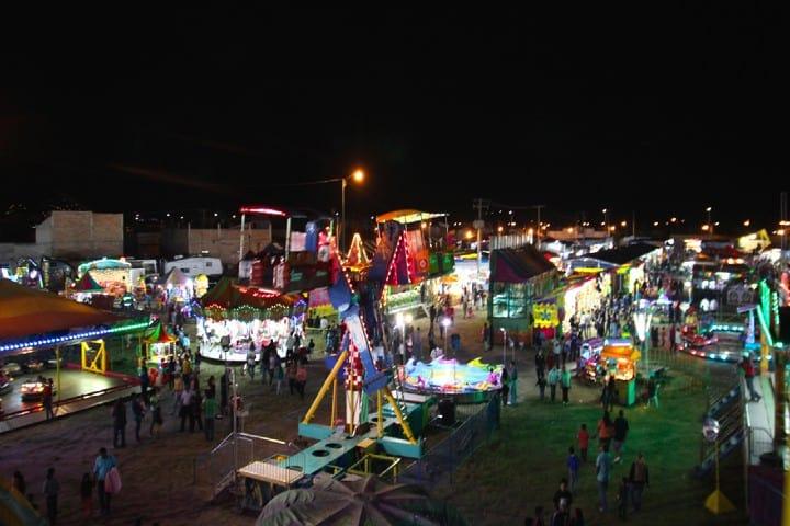 Feria San Francisco Hidalgo Foto Periódico síntesis