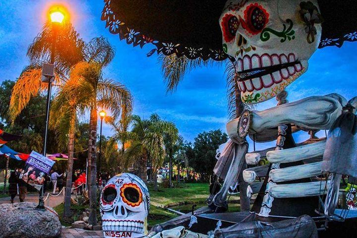 Festival de Calaveras de Aguascalientes. Foto Viajeros de México Mágico.