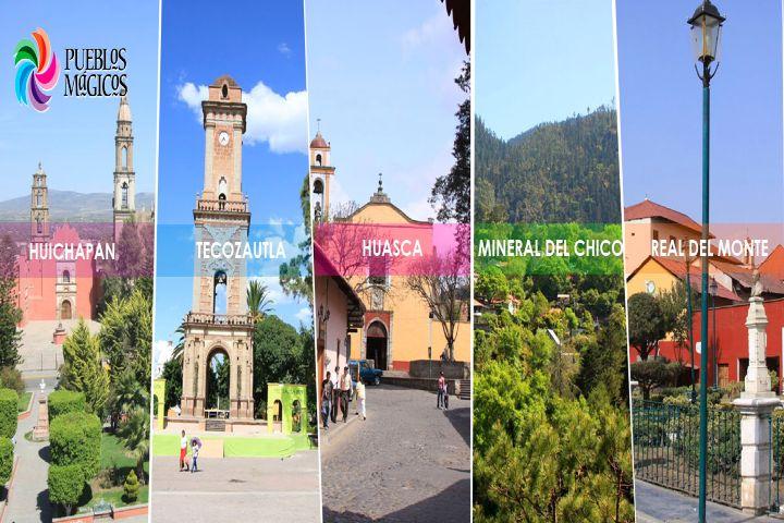 Guía Hidalgo Foto: pueblos mágicos en hidalgo