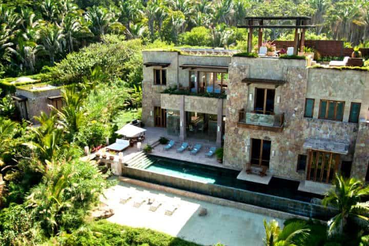 Natural hotel