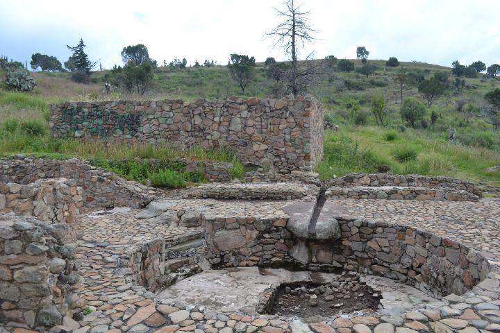 Libre en el Sur Foto: zonas arqueológicas en la CDMX
