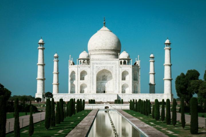 Mejores fotos del Taj Mahal