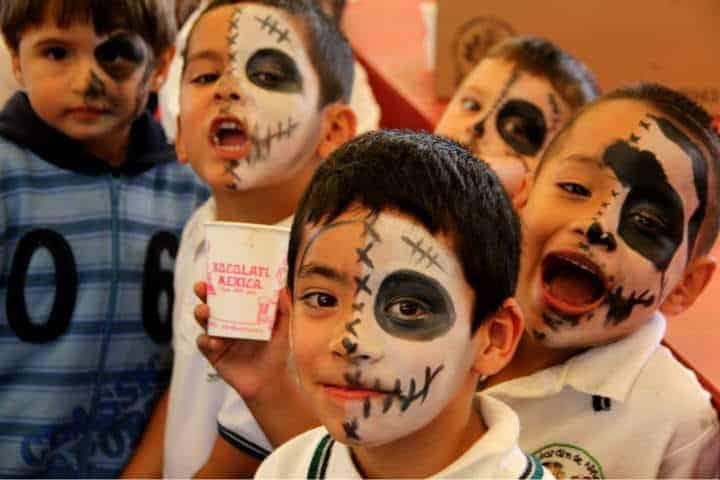 Niños y grandes pueden divertirse por igual Foto Archivo